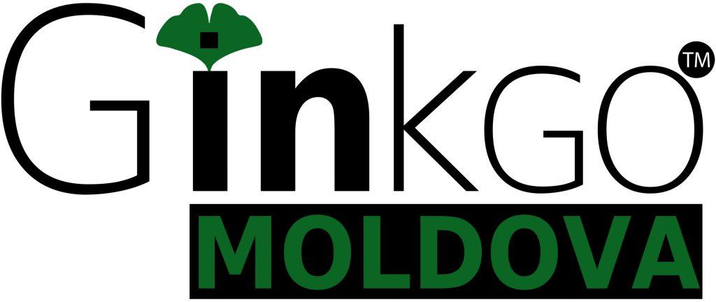 Ginkgo in Moldova - Logo
